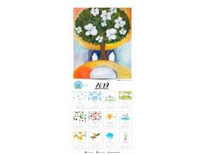 Ochránce - kalendář (33 x 70 cm)