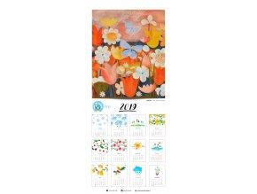 Modrásci - kalendář (33 x 70 cm)