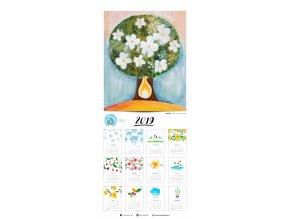 Bezpečí - kalendář (33 x 70 cm)