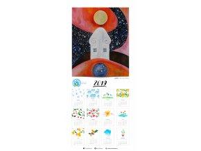 Každý má svou hvězdu - kalendář (33 x 70 cm)