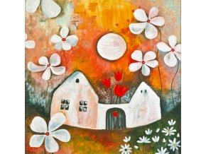 dům kde bydlí lásk