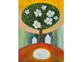 Stromy jsou naši andělé - plakát velký (31 x 41 cm)